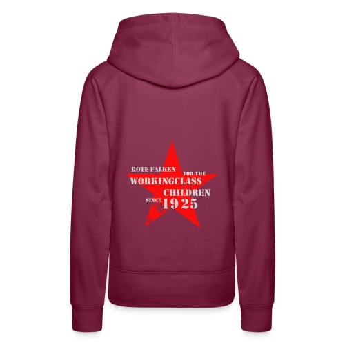2015 RF Workingclass - Frauen Premium Hoodie