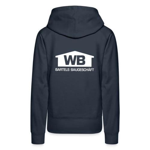 versuchnr1tshirt - Frauen Premium Hoodie