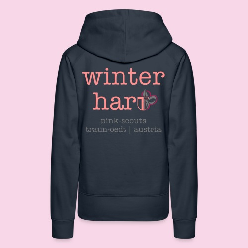 winterhart - Frauen Premium Hoodie
