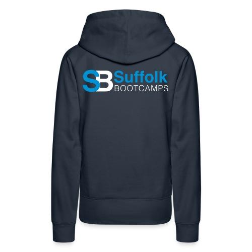 Suffolk Bootcamps Logo - Women's Premium Hoodie