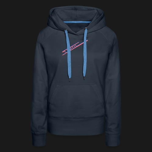 Tour Edition Long Shirt - Frauen Premium Hoodie
