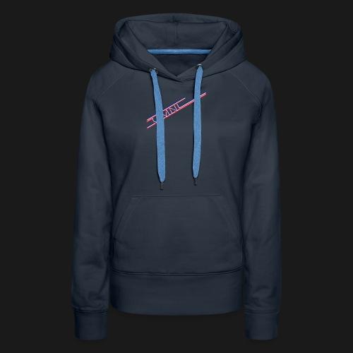 Tour Edition Long Shirt - Frauen Premium Hoodie