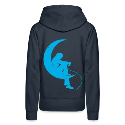Lune Ladies - Sweat-shirt à capuche Premium pour femmes