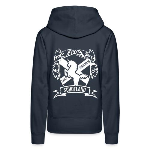 zoka2019 - Vrouwen Premium hoodie