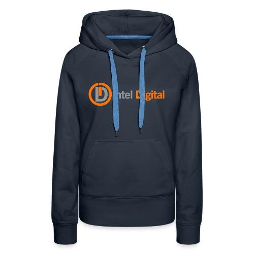 Intel Digital - Our Company - Women's Premium Hoodie