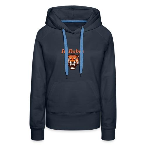 ItsRobin nieuw logo - Vrouwen Premium hoodie