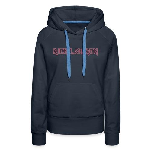 RL - Vrouwen Premium hoodie