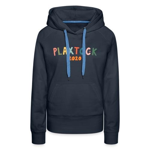 Plaxtock 2020 - Women's Premium Hoodie