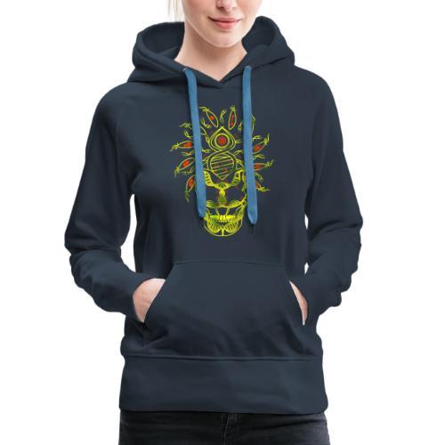 Evolve / Couleur - Sweat-shirt à capuche Premium pour femmes