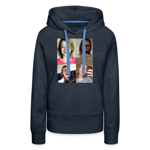 ANNE - Vrouwen Premium hoodie