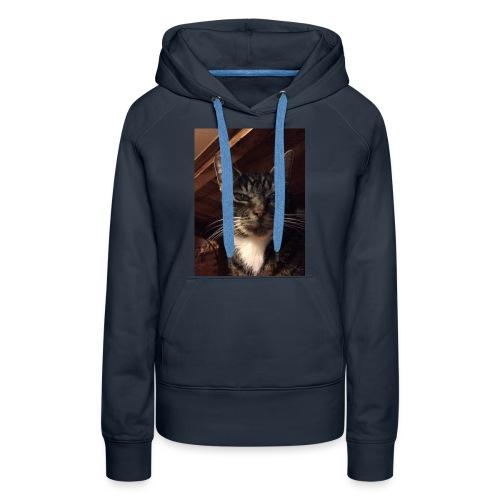 my cat - Women's Premium Hoodie