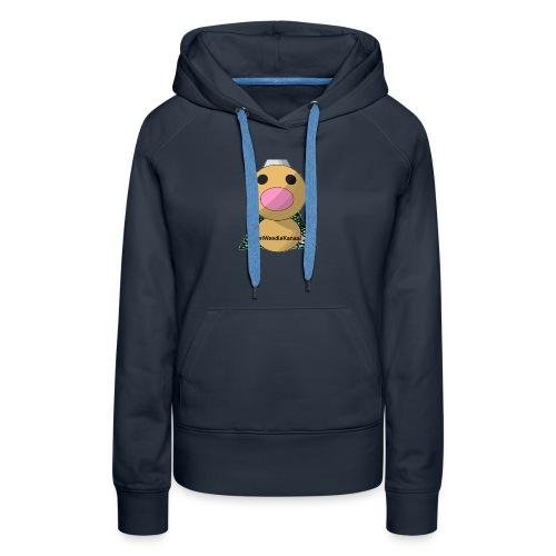 HetWeedleKanaal shirt MAAT S/M/L/XL/XXL - Vrouwen Premium hoodie