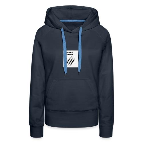 Kerbis motor - Sweat-shirt à capuche Premium pour femmes
