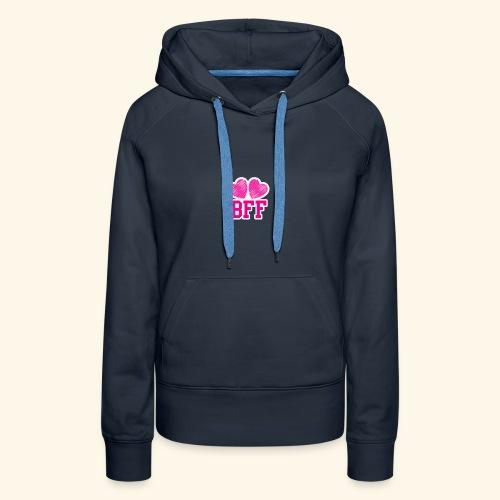 bff - Frauen Premium Hoodie