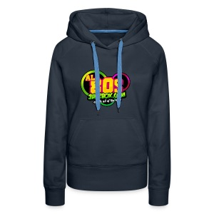 All80s Jukebox Merch - Women's Premium Hoodie