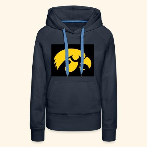 YellowHawk shirt - Vrouwen Premium hoodie