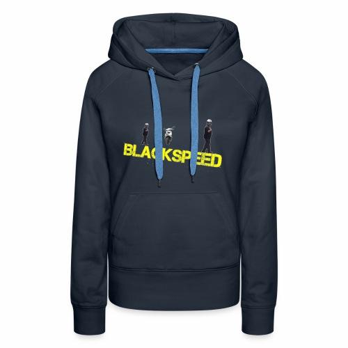 BLACKSPEED Design - Frauen Premium Hoodie