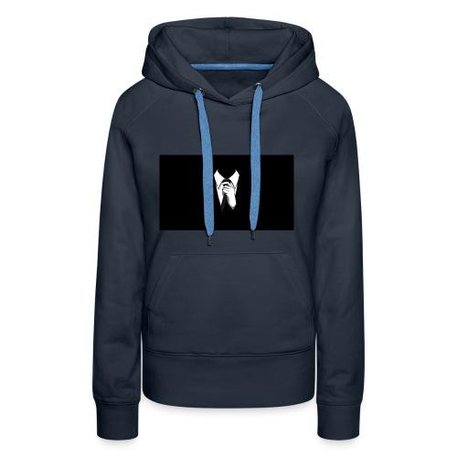 anonymous - Sweat-shirt à capuche Premium pour femmes