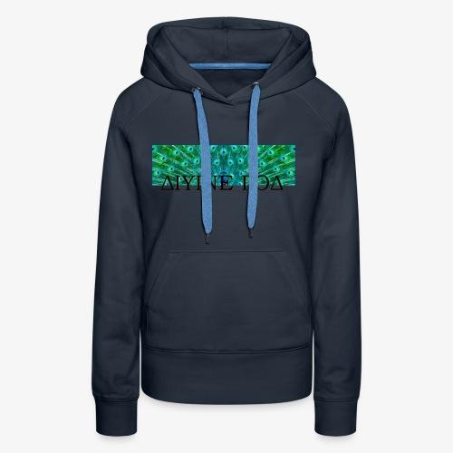 BeProud Logo - Vrouwen Premium hoodie