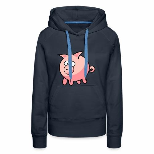 PiggyGamer - Women's Premium Hoodie