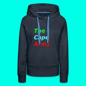 The Cape Army - Women's Premium Hoodie
