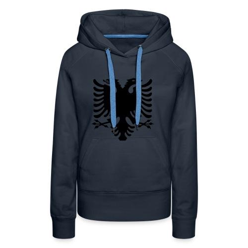 4E513A89 2BFF 4438 B418 1BA85619F41A - Sweat-shirt à capuche Premium pour femmes