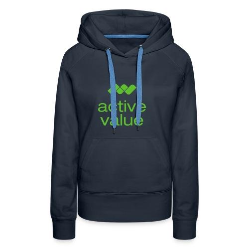 av logo - Frauen Premium Hoodie