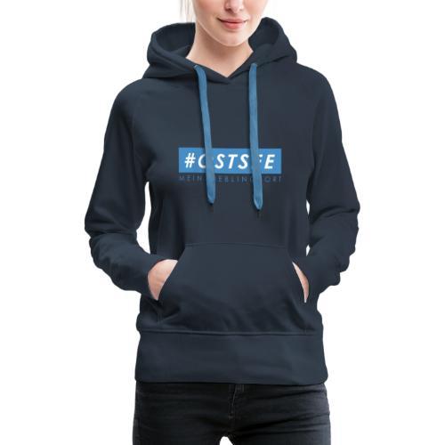 #ostsee - Frauen Premium Hoodie