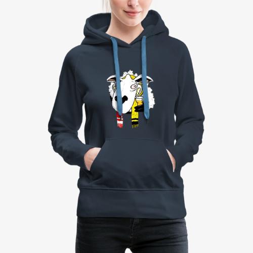Schaap Lier Gere Bij - Vrouwen Premium hoodie