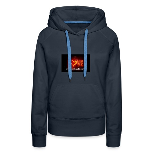 Invictus illega Records - Frauen Premium Hoodie