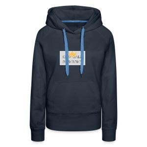 KEEP CALM - Vrouwen Premium hoodie