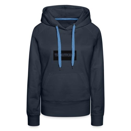 ThomasoGames Logo - Vrouwen Premium hoodie
