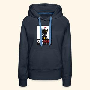CroFort - Vrouwen Premium hoodie