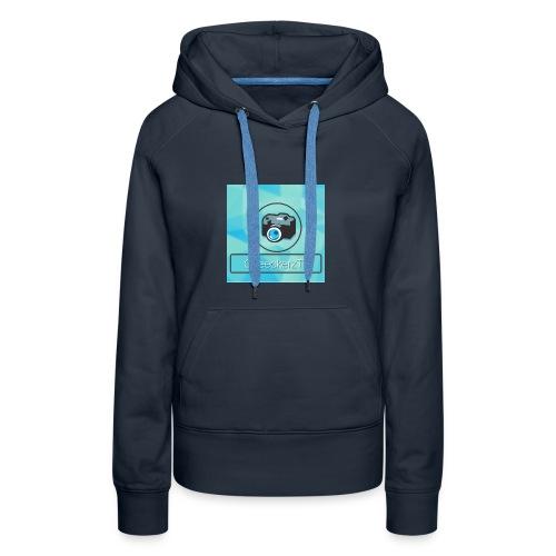 My Logo! - Frauen Premium Hoodie