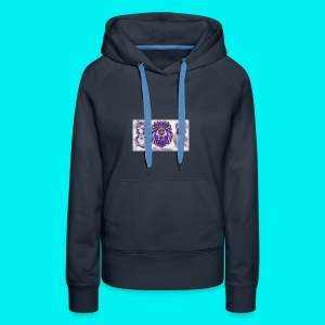 Mr.Johnny - Frauen Premium Hoodie