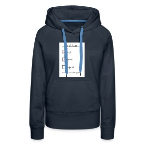gamer life - Vrouwen Premium hoodie