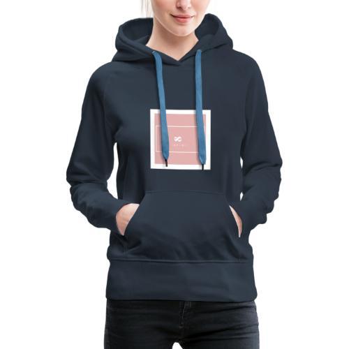 Infini - Sweat-shirt à capuche Premium pour femmes