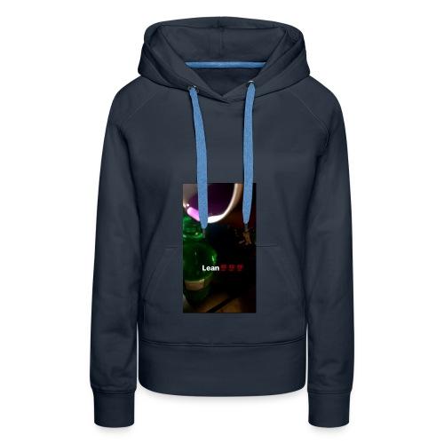 Divinenation - Sweat-shirt à capuche Premium pour femmes