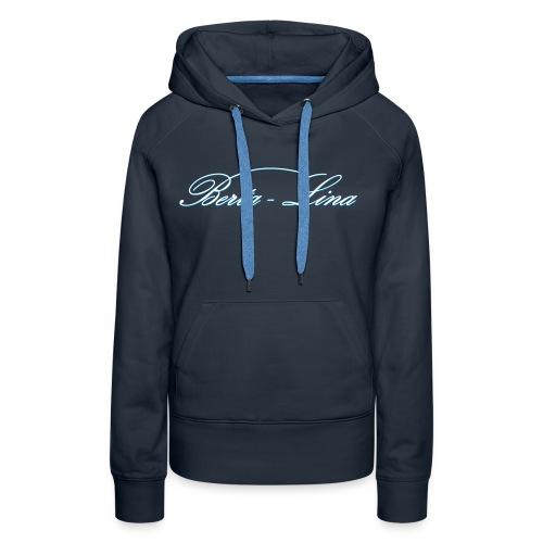 Berta-Lina Design - Frauen Premium Hoodie