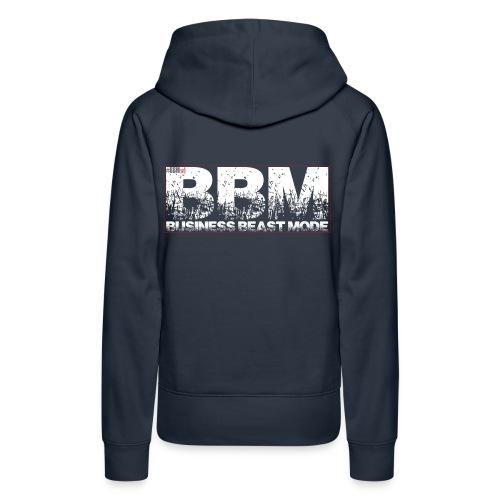 BBM - Business Beast Mod - Frauen Premium Hoodie