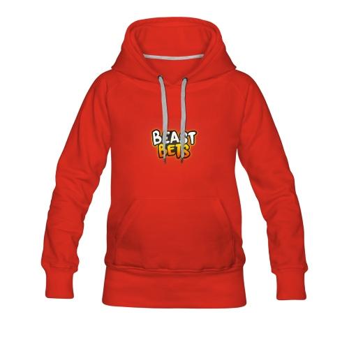 BeastBets - Dame Premium hættetrøje