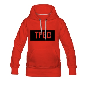 The Pro Gamer Chidi Logo - Women's Premium Hoodie