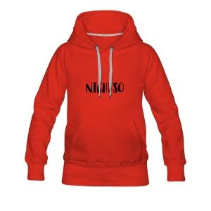 NichtsoDesign1 - Frauen Premium Hoodie