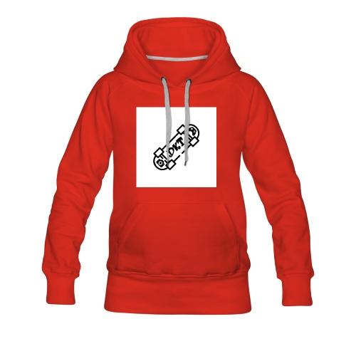 Logo DKT - Vrouwen Premium hoodie
