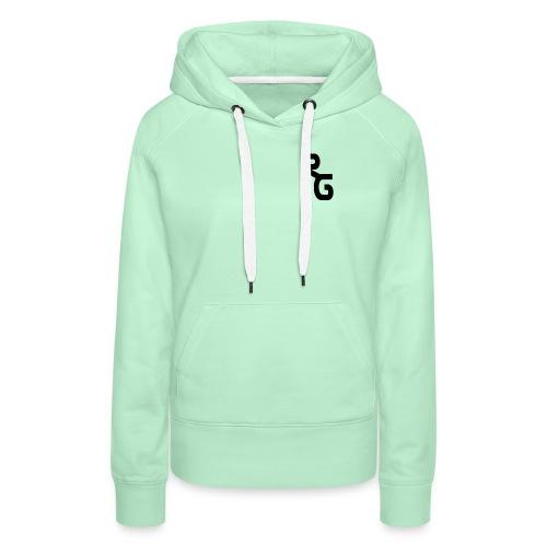 SPULLEN - Vrouwen Premium hoodie