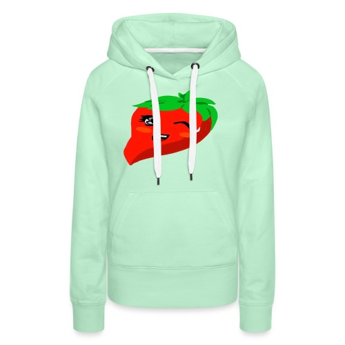 we Love Chilli - Frauen Premium Hoodie