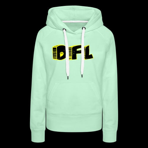 DFunctionaL Logo - Women's Premium Hoodie
