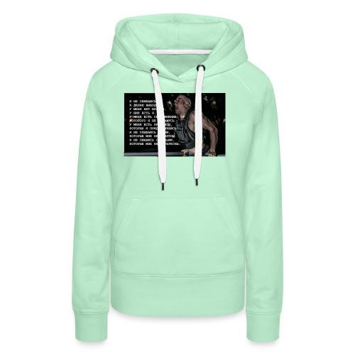 ruslan - Frauen Premium Hoodie
