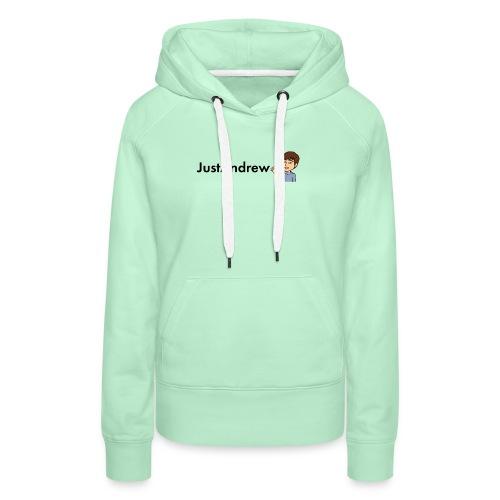 Classic JustAndrew - Women's Premium Hoodie