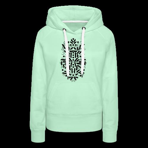 NACHWACHSEN - Frauen Premium Hoodie